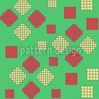 Mosaik Geometrie Nahtloses Vektormuster