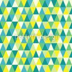 Dreiecke Hoch Und Runter Rapportmuster