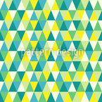 Triangles Upside Down Seamless Vector Pattern Design