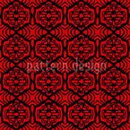 Mandala Carvings Vector Ornament