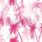 Unter Palmen Nahtloses Vektormuster