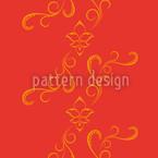Orientalischer Zauber Musterdesign