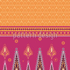 Sarigold Seamless Vector Pattern Design
