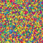 Kaleidoskop Spektren Nahtloses Muster