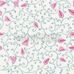 Floral Enrichment Seamless Pattern