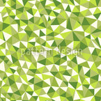 Spring Geometry Seamless Vector Pattern Design