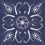 Bandana Seamless Vector Pattern Design