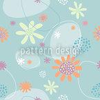 Blumen Mathilde Nahtloses Muster