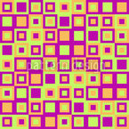 Happy Squares Motif Vectoriel Sans Couture