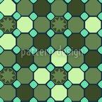 Stern Mosaik Vektor Muster