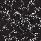 Vein Of Branches  Seamless Vector Pattern