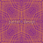 Geometric Expression Seamless Vector Pattern Design