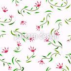 Frühlingszauber Muster Design