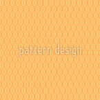 Checkered Sun Leaves   Seamless Pattern