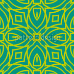 Fresh Gothic Seamless Vector Pattern Design