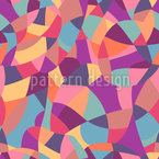 Abstrakter Expressionismus Pur Designmuster