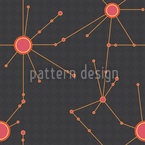 Koperniko Seamless Vector Pattern Design