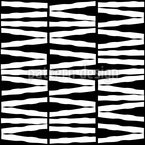 Kein Zebrastreifen Vektor Design