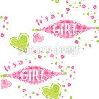 Es Ist Ein Mädchen Designmuster