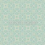 Filigree Gothic Seamless Vector Pattern Design