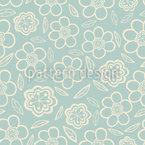 Super Soft Floral Design Pattern