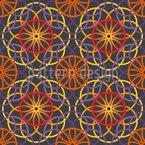 Aufgang Der Spiralen Musterdesign