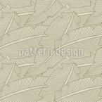 Gentle Foliage Seamless Vector Pattern Design