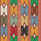 Cherokee Karo Vektor Ornament