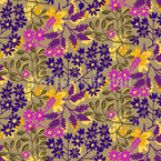 Whitsun Flowers Pattern Design