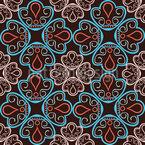 Floral Jewellery Seamless Pattern