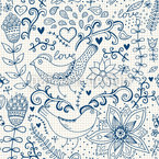 Notebook Fantasies Pattern Design