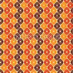 Snakeskin In Autumn Repeat Pattern