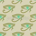 Das Auge Des Horus Designmuster
