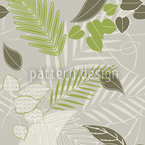 Grey Forest Soil Seamless Vector Pattern Design