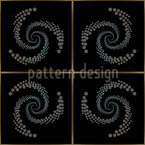 Spellbound Tentacles Seamless Vector Pattern Design