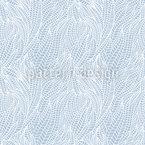 Frost Blatt Vektor Muster