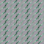 Implantação de pontos Design de padrão vetorial sem costura