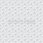 Space Triangles Pattern Design