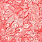 Leckere Fantasie Muster Design