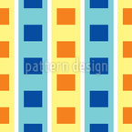 Squares On Elevators Seamless Vector Pattern Design