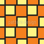 Checkmate Seamless Vector Pattern Design