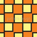 Schach Matt Nahtloses Vektor Muster
