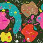 Miros Ozean Muster Design