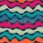 Mission Surfrider Seamless Pattern