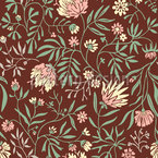 Flower Symphony Pattern Design