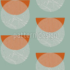 Modern Dot Seamless Vector Pattern Design