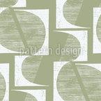Bauhaus Geometrie Nahtloses Vektormuster