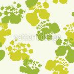 Spuren Des Frühlings Muster Design
