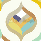 Ogee Seamless Vector Pattern Design
