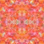 Blütenblatt Kaleidoskop Vektor Ornament
